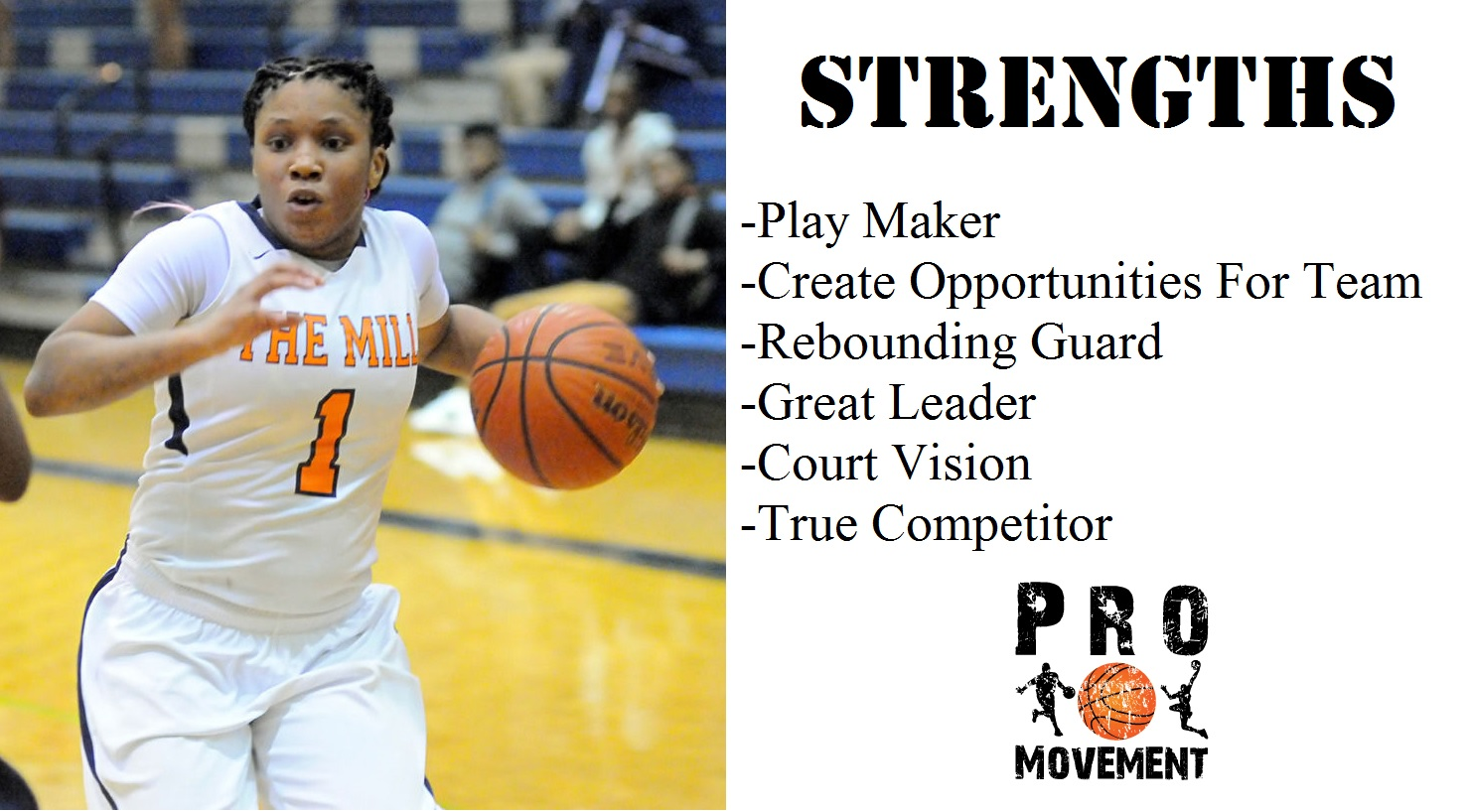 Kiara Strengths