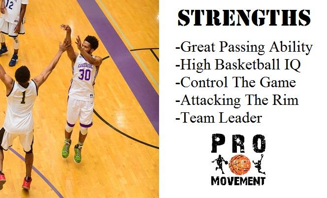 Sean Strengths