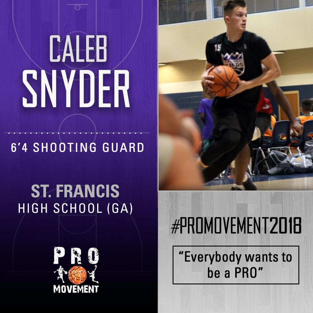 Caleb Snyder