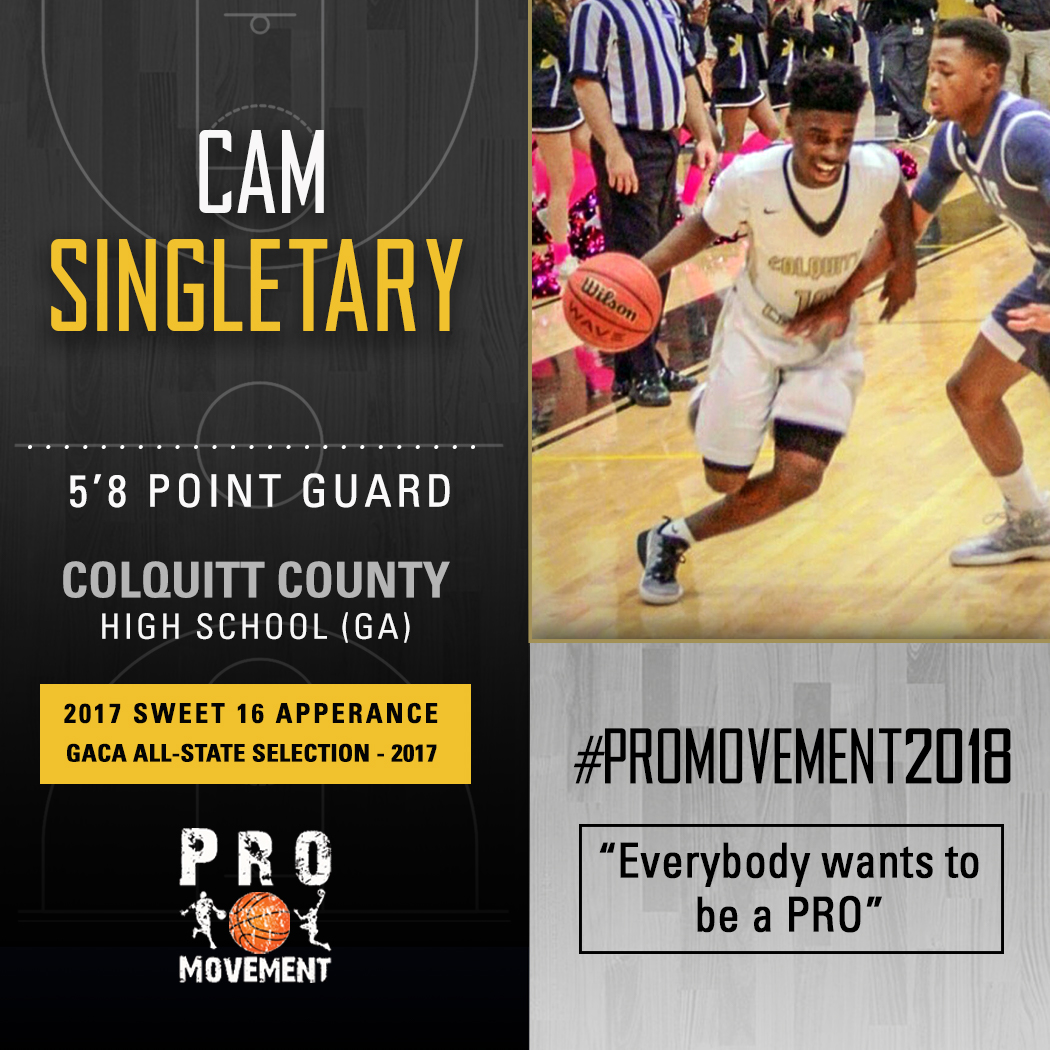 Cam-Singletary